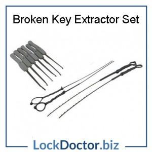 Broken Key Extractor Set