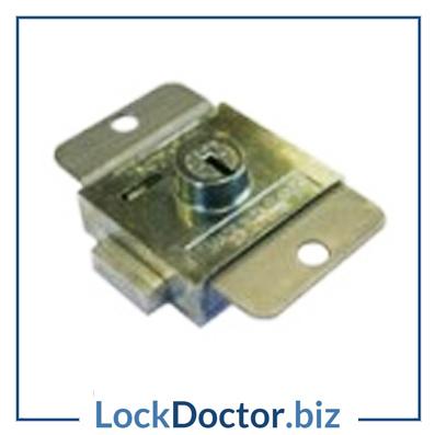 KMZA L&F 7 Lever Deadbolt Locker Lock ZA