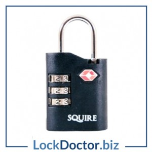 KMTSA35 SQUIRE TSA Approved 35mm Padlock