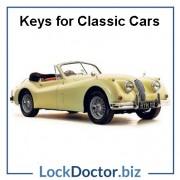Austin Rover Classic Car Keys