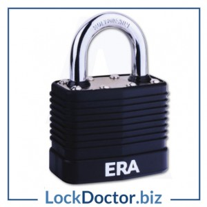 KML25999 - ERA High Security Laminated Padlock from Lock Doctor Services