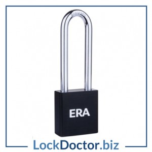 KML26011 - ERA Long Shackle High Security Aluminium Padlock from Lock Doctor Services