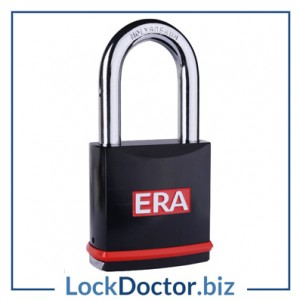 KML26019 - ERA Professional Maximum Security Long Shackle Padlock from Lock Doctor Services