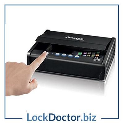 KML26767 - Biometric fingerprint key safe from Lock Doctor Services