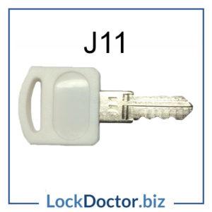 J11 Master Key