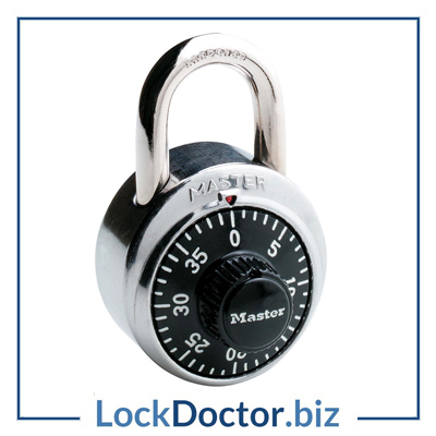 KML1500 MasterLock Combination padlock available from Lockdoctorbiz