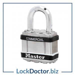 KM1STS Masterlock Commercial Padlock