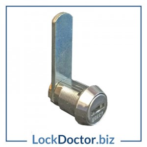 KM43FORTa flat cam 22mm F43 mastered Fort Locker Lock camlock for ELITE HENRIVILLE lockers from Lockdoctorbiz 2