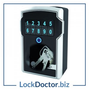 KM5441 Masterlock Bluetooth Wall safe Key Safe