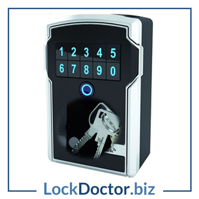 Master Lock 5441eurd Bluetooth And Combination Key Safe