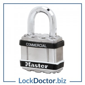 KM5STS Masterlock Commercial Padlock