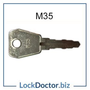 M35 Master key