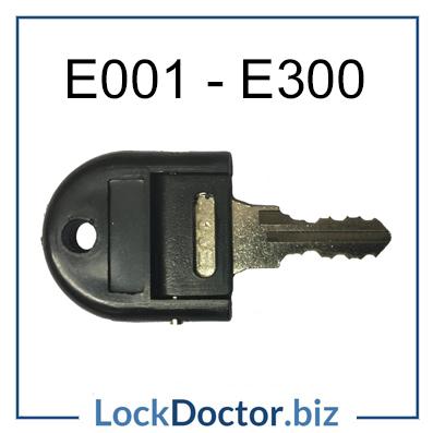 EUROFIT E Series Key