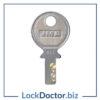 MS1 Electrical switch key
