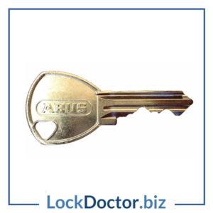 ABUS KA305 Key available NEXT DAY from Lockdoctorbiz