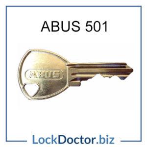 ABUS Padlock Key 501