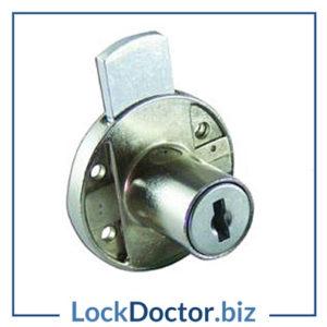 KMAS9957 ASEC Round Rim Cupboard Lock