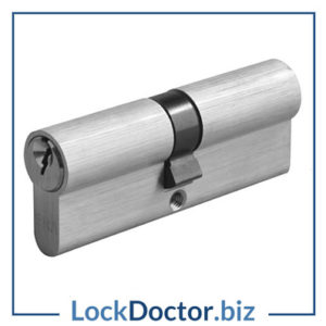 KML14129 ERA 6-Pin Euro Double Cylinder