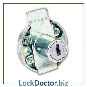 KML3336 L&F 5872 Furniture Lock