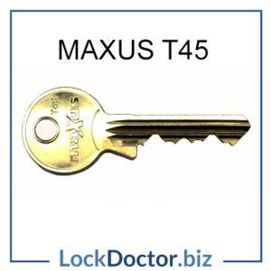 MAXUS T45 KEY