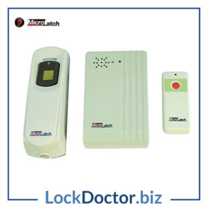 KML15003 MICROLATCH ML-PAC-13 Wireless Fingerprint Reader Kit