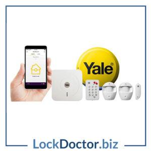 KML29192 YALE Smart Home Alarm Kit SR-320