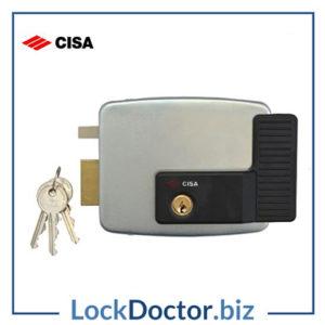 KML4265 CISA 11823 Series Vertical Electric Gate Lock